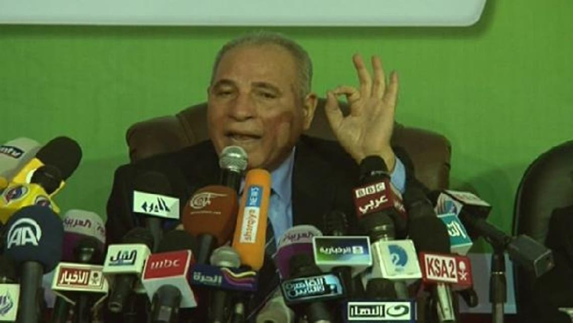 Ahmad al-Zind, Egypt Judges Club chairman, said his judicial body has decided to reject overseeing Dec. 15 constitutional referendum. (Al Arabiya)