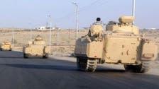 مصر.. مقتل ضابط شرطة برصاص مسلحين في سيناء
