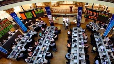 """""""المحفزات"""" تفقد بورصة مصر 2.3 مليار جنيه في أسبوع"""