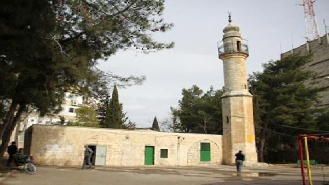 اسرائیل دعوی کرتا ہے کہ الفقرہ مسجد بغیر اجازت تعمیر کی گئی