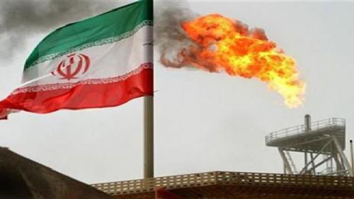 منشأة نفط إيرانية