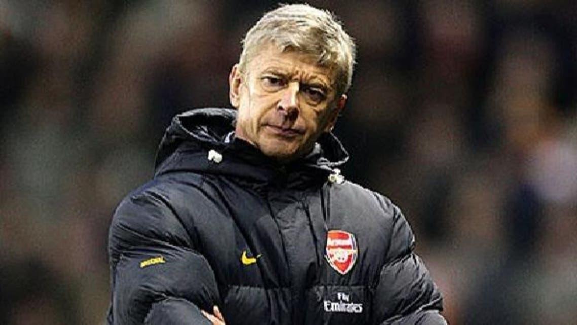فينغر من أبرز المدربين المرشحين لترك منصبه في الدوري الإنكليزي