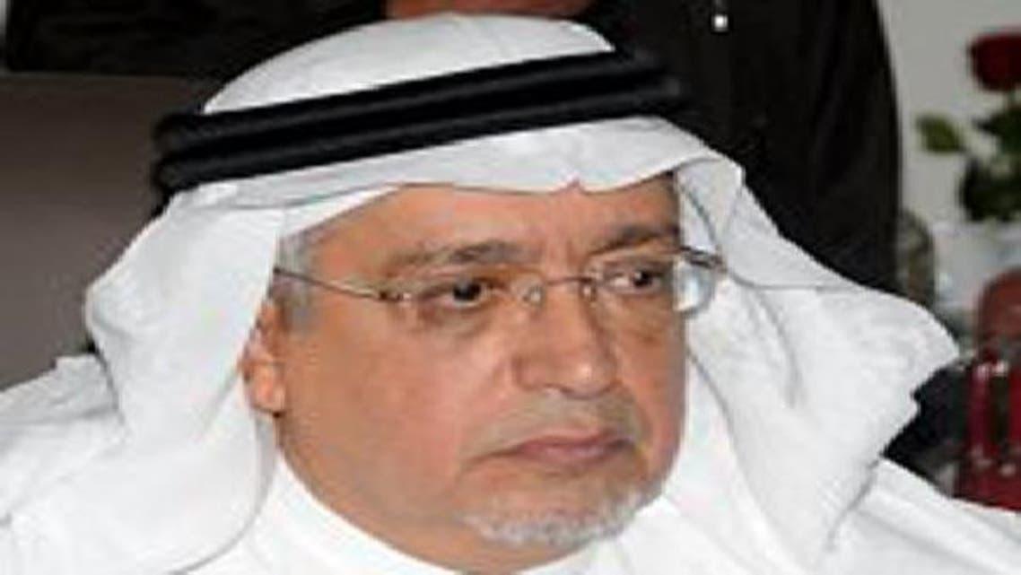 وزير المياه والكهرباء السعودي الدكتور عبد الله الحصين