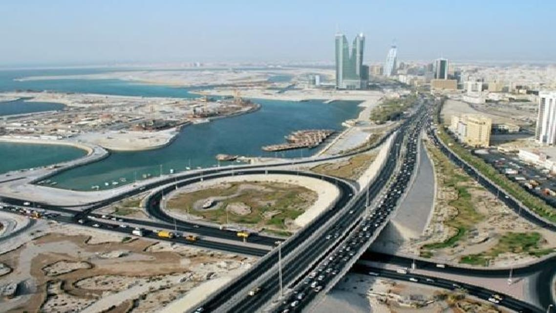 بحرینی دارلحکومت کا ایک منظر