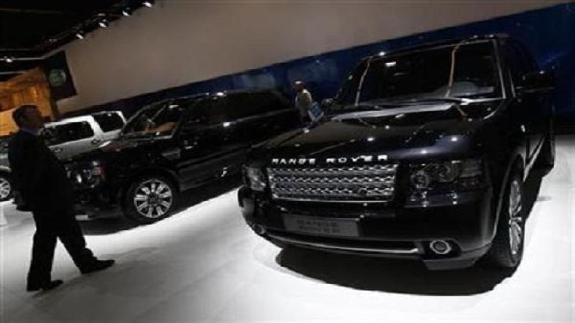 Jaguar Land Rover signed 'letter of intent' to investigate the project to set up a plant in Saudi Arabia. (Reuters)