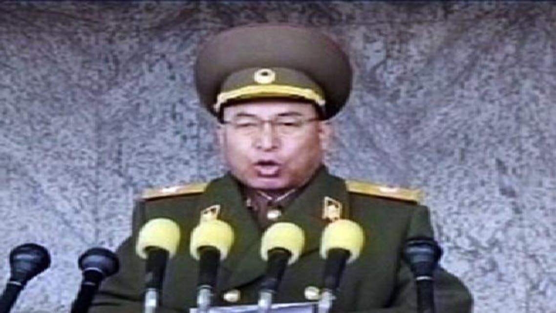 کوریئن فوج کے نائب وزیر اون کم چل