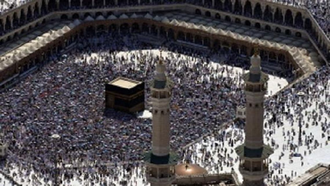 Saudi Arabia said the number of pilgrims ranged this year between 3.16 to 3.65 millions, blaming the inaccuracy on the enormous number of unregistered pilgrims. (AFP)