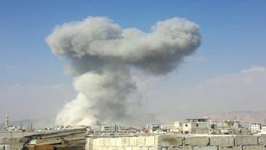 المجلس الوطني يتهم نظام الأسد بخرق الهدنة