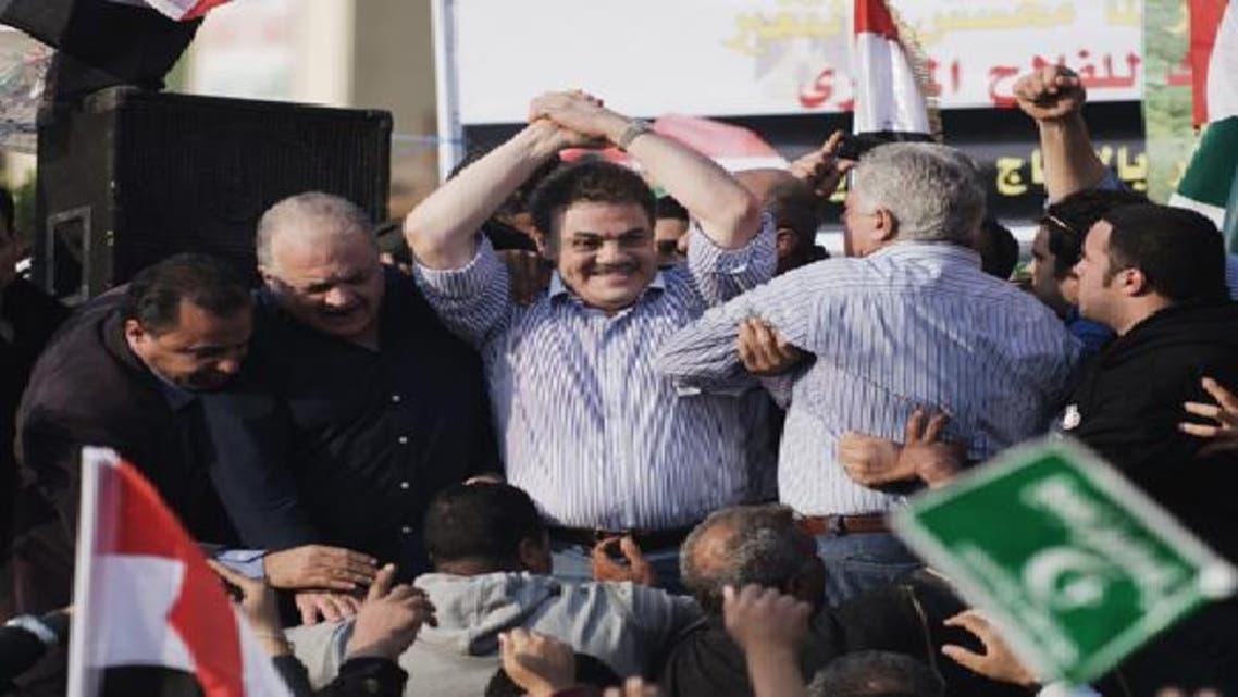 الدكتور السيد البدوي رئيس مجلس إدارة شبكة قنوات الحياة ورئيس حزب الوفد