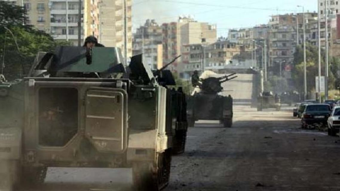 لبنان کے شمالی شہر طرابلس میں جھڑپوں میں سات افراد ہلاک