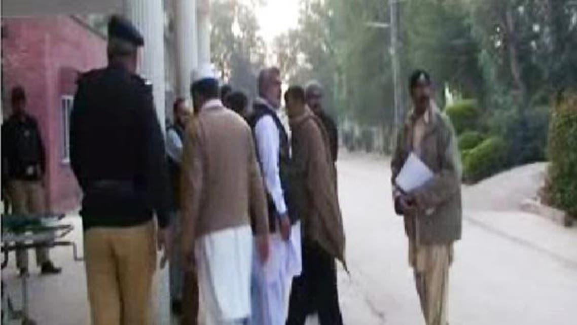 کالعدم تحریک طالبان نے پولیس اسٹیشن پر حملے کی ذمے داری قبول کی ہے۔