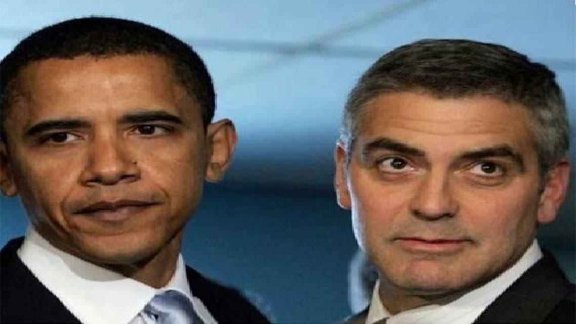 جارج کلونی اوباما کی انتخابی مہم میں بہت سرگرم رہے