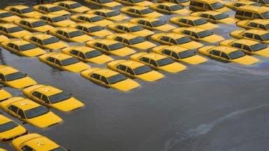 إعصار ساندي يغادر أمريكا بعد دمار واسع النطاق