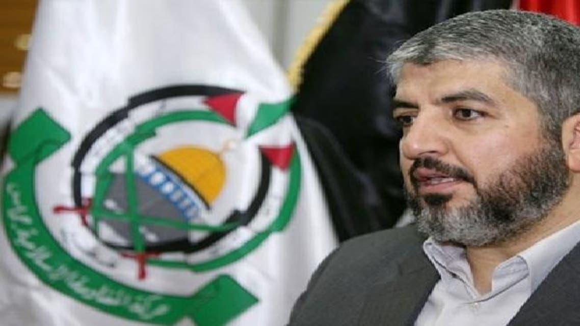 حماس کے سیاسی شعبہ کے سربراہ خالد مشعل