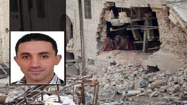 مقتل صحفي سوري تحت الأنقاض بعد أن ودع أمه برسالة