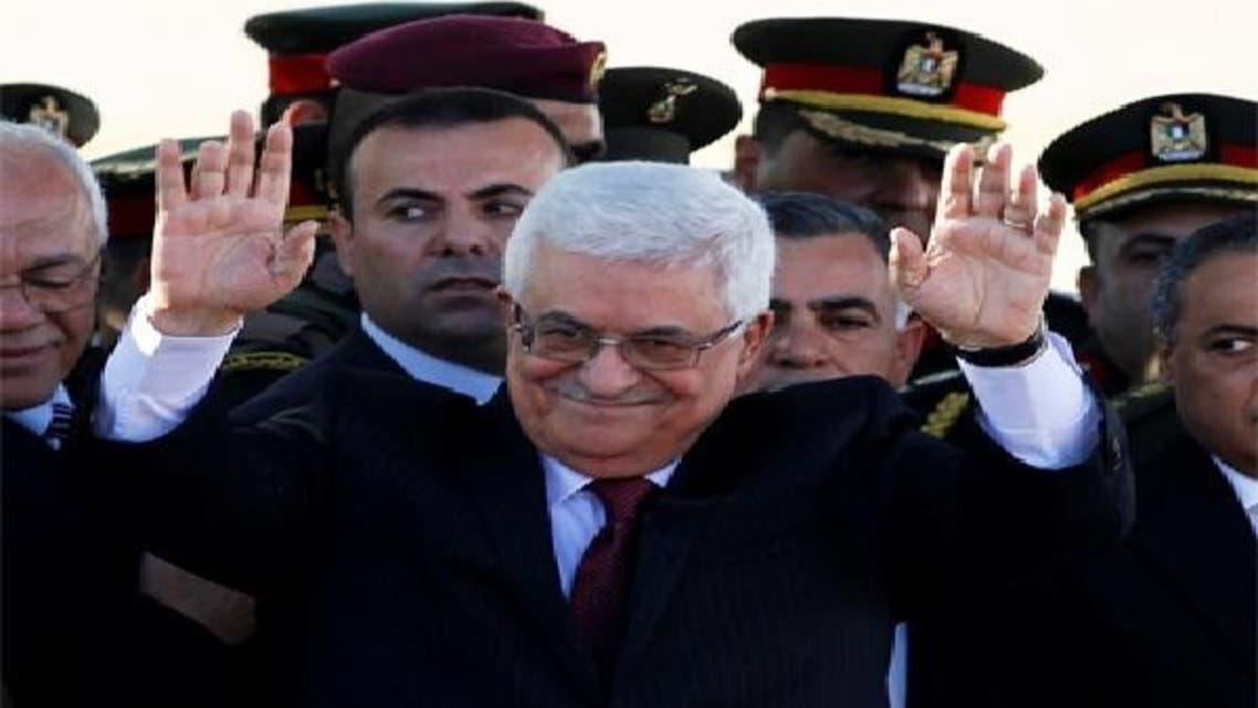 فلسطینی صدر کا رام اللہ واپسی پر شاندار استقبال کیا گیا ہے