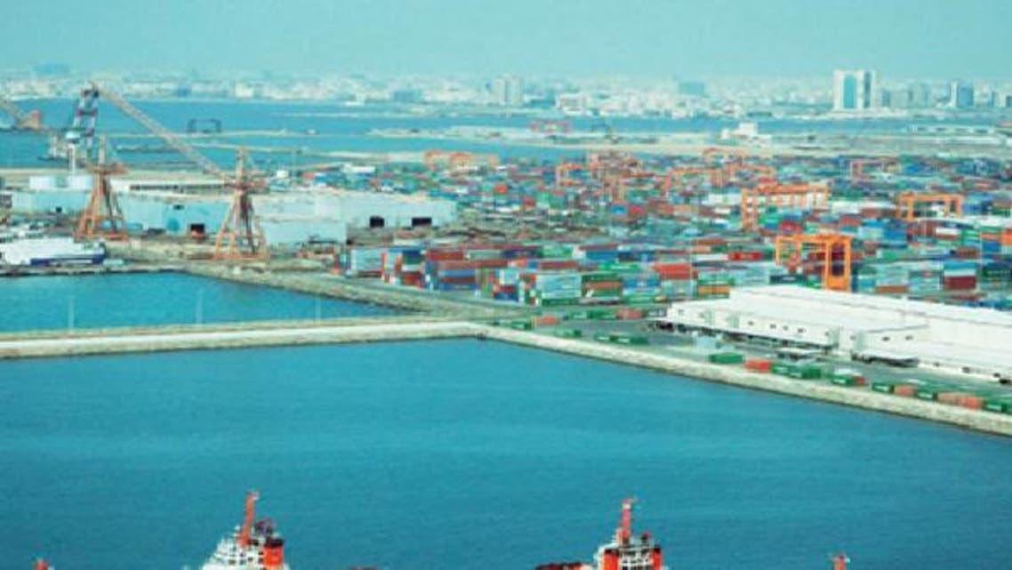 ميناء جدة الإسلامي غرب السعودية