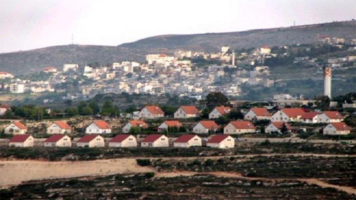 امن مذاکرات کا منہ چڑاتی اسرائیلی یہودی بستیاں: فائل فوٹو