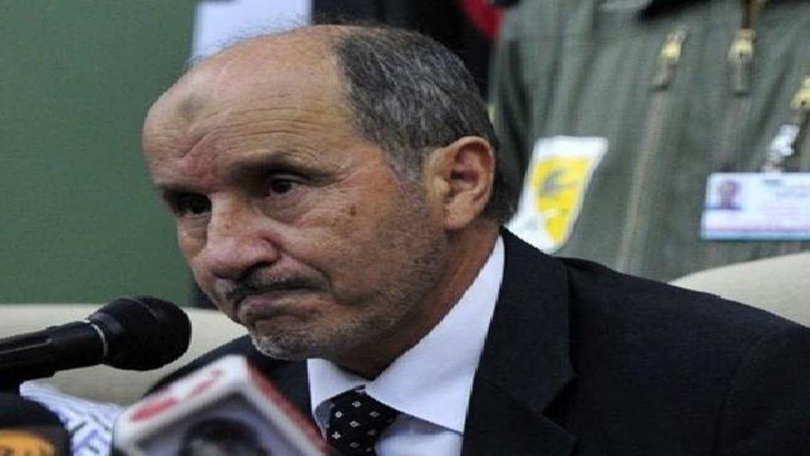 لیبیا کی سابق عبوری قومی کونسل کے چئیرمین مصطفیٰ عبدالجلیل