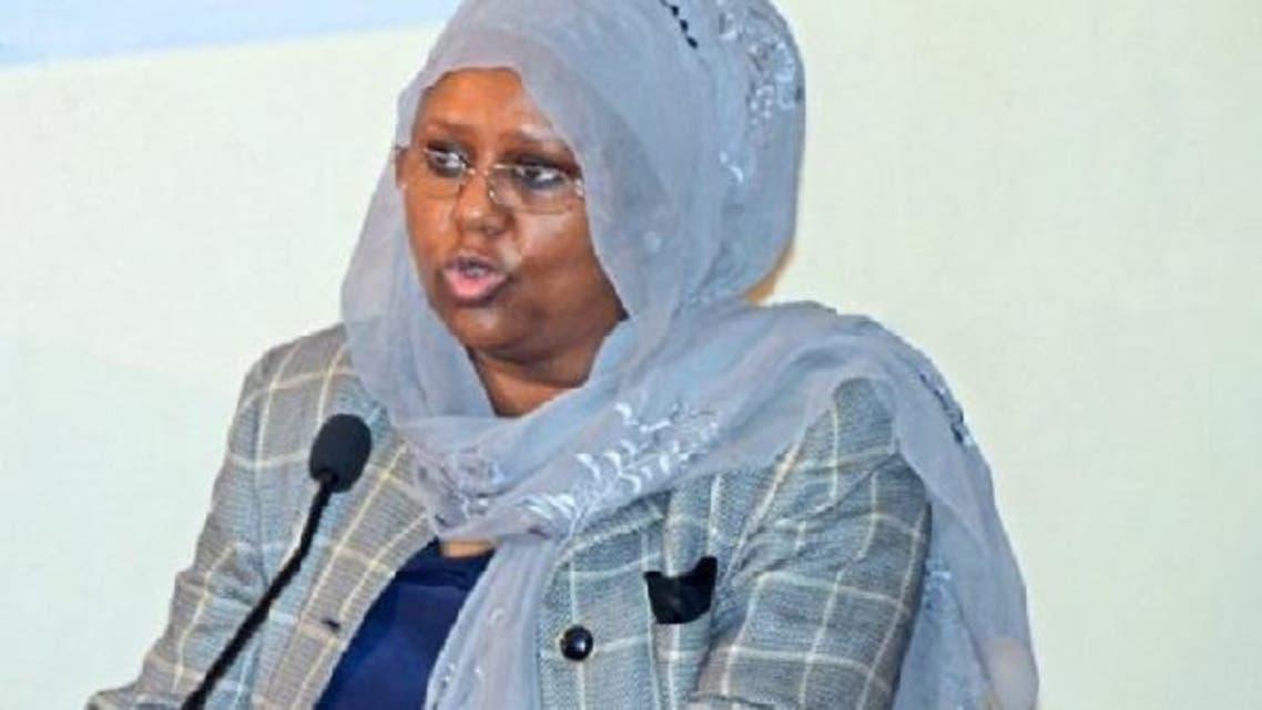 New Somali Foreign Minister Fowsiyo Yusuf Haji Adan. (AFP)