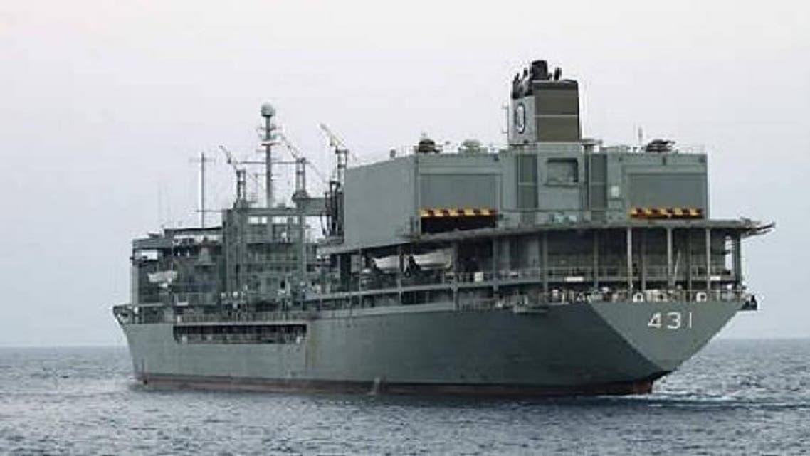 ایران کے دو جنگی بحری جہاز سوڈان کی بندرگاہ میں لنگر انداز
