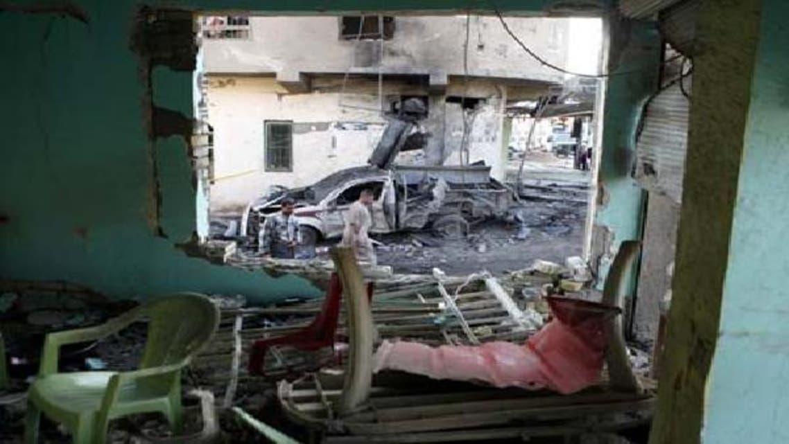 بغداد ۔ العربیہ ڈاٹ نیٹ، ایجنسیاں