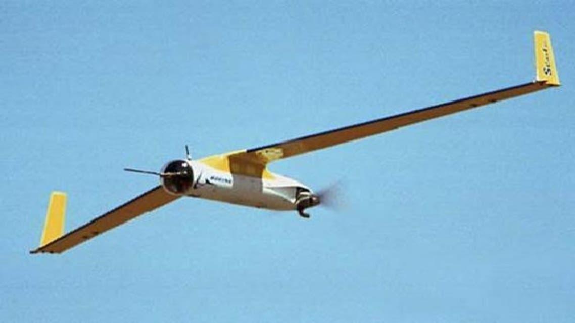 فارس نیوز ایجنسی کا کہنا ہے کہ سکین ایگل ڈرون خلیج فارس پر جاسوسی پرواز کر رہا تھا