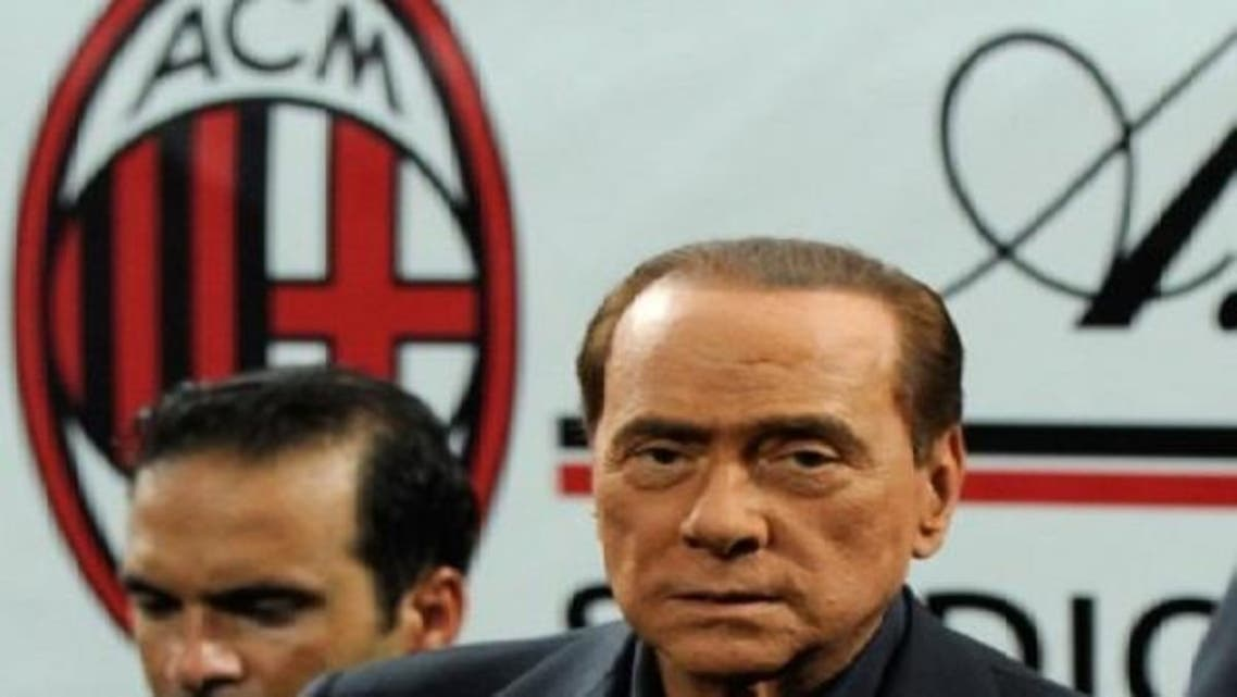 Current club owner, Silvio Berlusconi, is reportedly ready to sell AC Milan. (AFP)