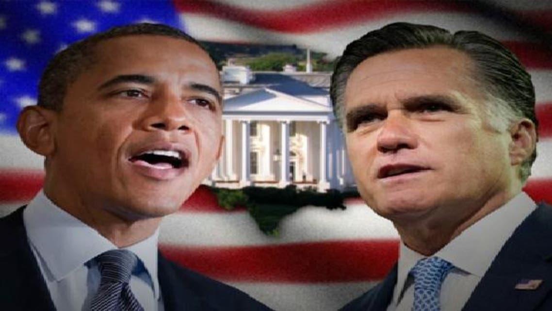 رائے عامہ کے جائزوں میں صدر براک اوباما کو اپنے حریف میٹ رومنی پر معمولی برتری حاصل ہے