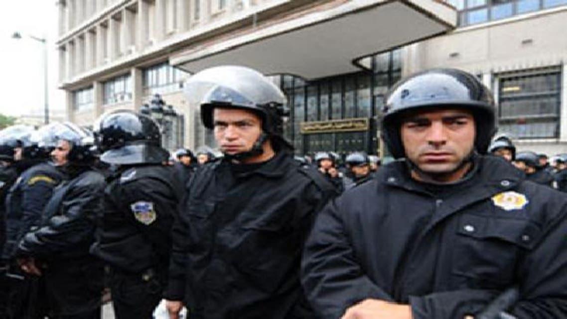 """الشرطة التونسية \\""""أرشيفية\\"""""""