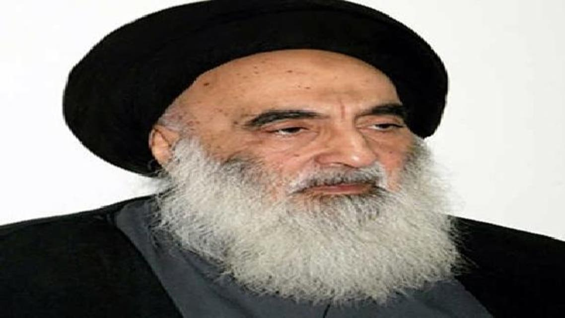 الشیخ علی السیستانی