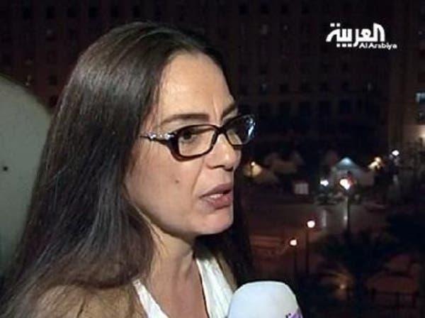 شريهان أرفض إسقاط مرسي ولست مع الإعلان الدستوري
