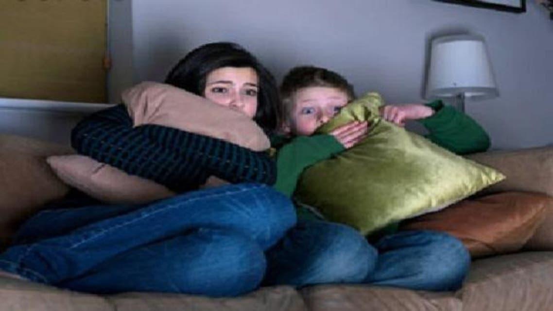 أفلام الرعب تحرق السعرات الحرارية