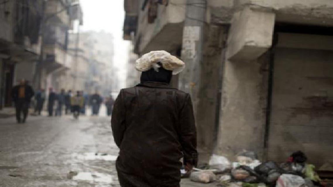 شام میں غذائی بحران؛ شہری مضر صحت خوراک کھانے پر مجبور