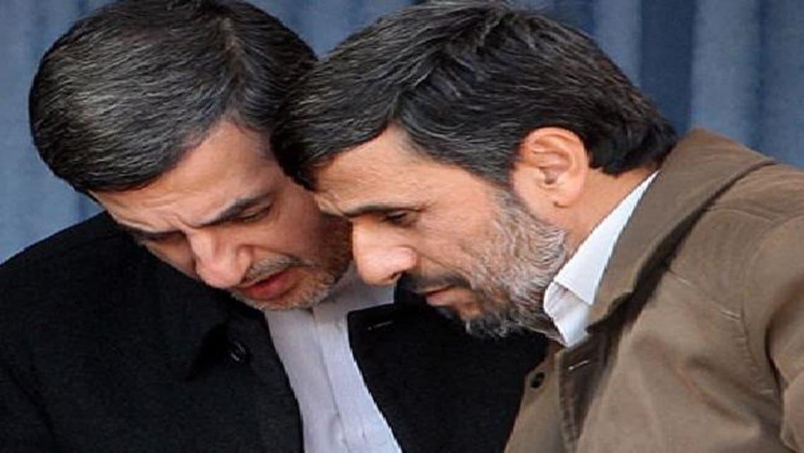اسفندیار رحیم مشایی از دفتر ریاست جمهوری ایران رفت