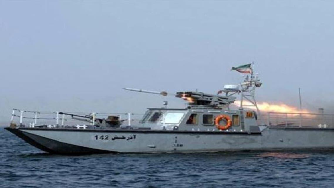 ایرانی بحریہ کی ماضی میں ہونے والی جنگی مشقیں: فائل فوٹو