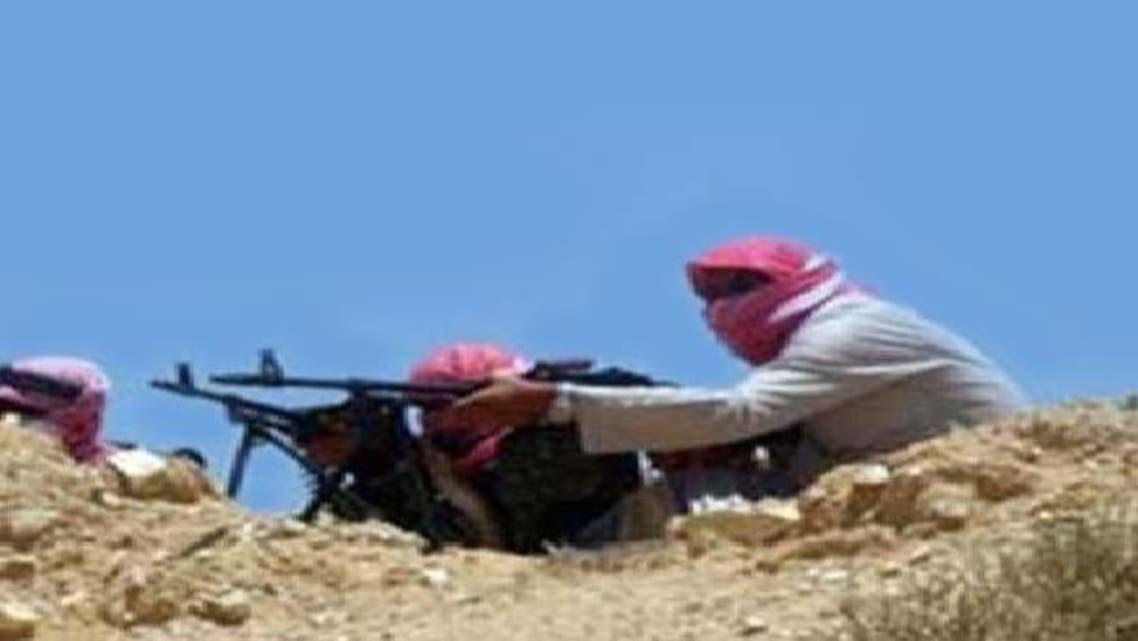 سیناء میں سرگرم مسلح جنگجو: فائل فوٹو