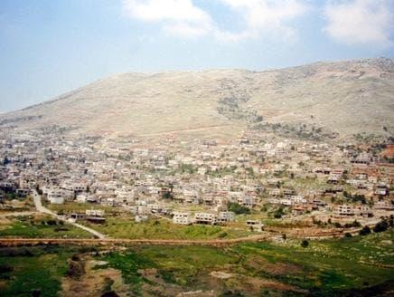 بلندیهای جولان در سال 1967 به اشغال اسرائیل درآمد
