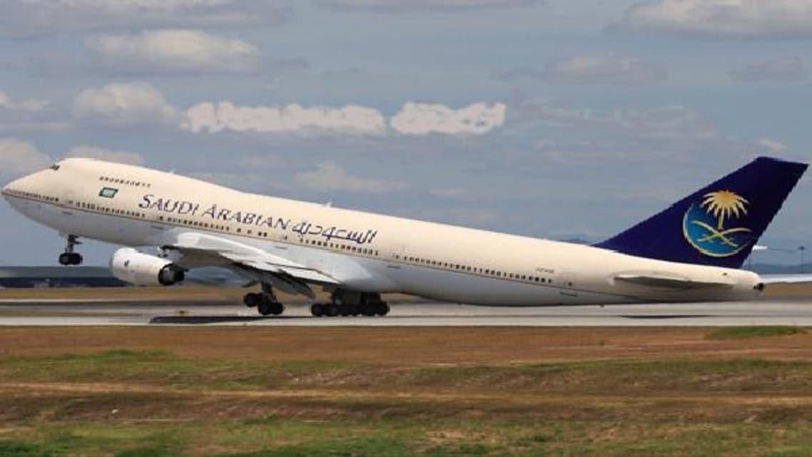 طيران السعودية تكثف رحلاتها من جدة والمدينة لمصر
