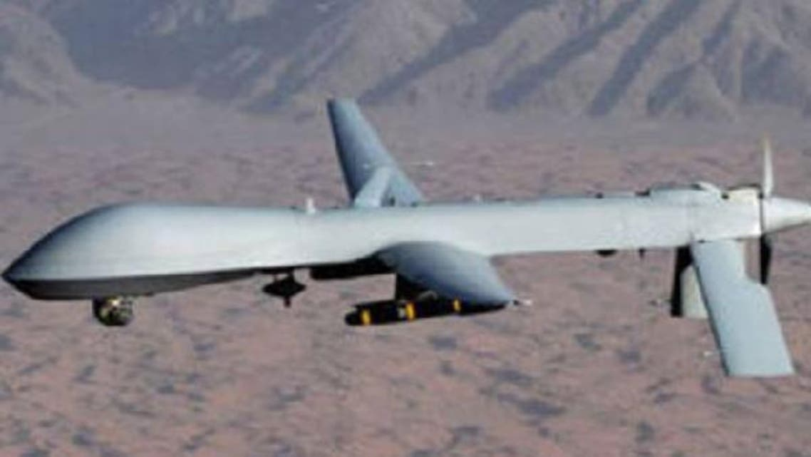 A drone strike, most likely American, killed seven Al-Qaeda suspects near the southern Yemeni city of Jaar. (Reuters)