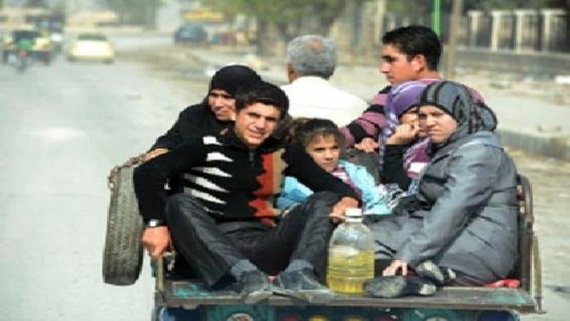 شام: جنگ بندی کے باوجود عید کے تیسرے دن جھڑپیں اور فضائی حملے