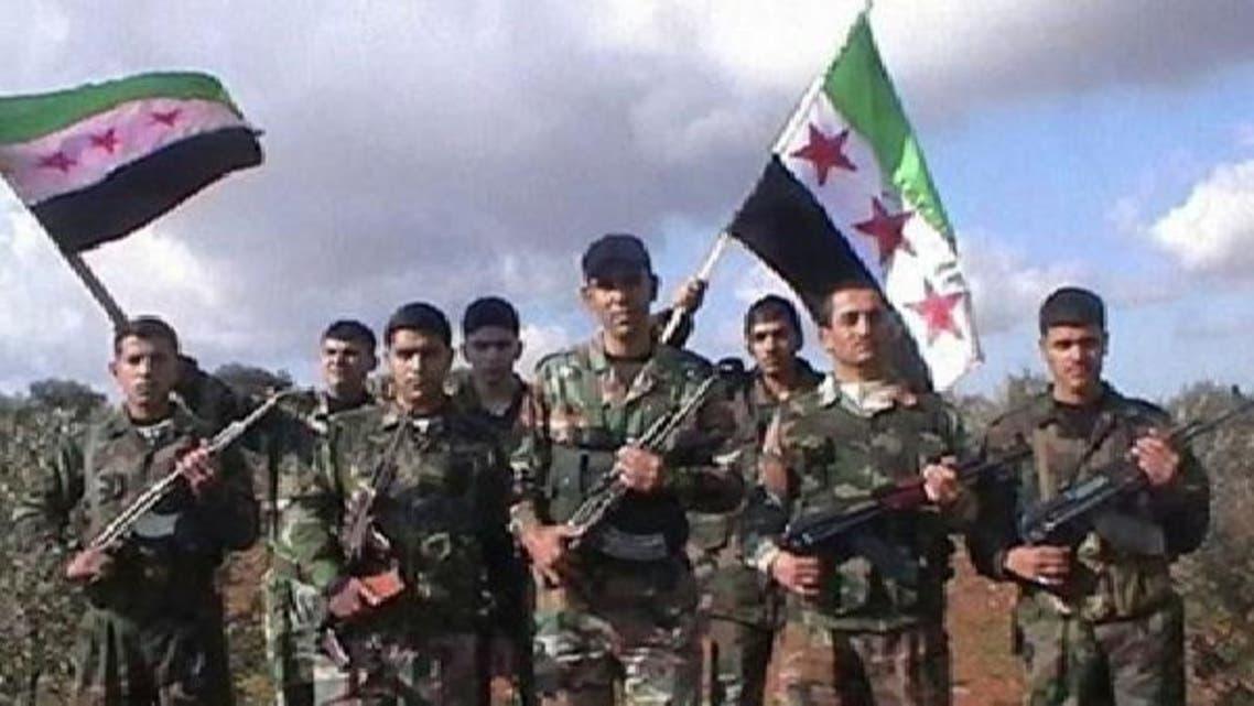 المعارضة السورية تعلن تشكيل مجلس عسكري أعلى