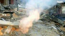 U.N. distances itself from claim that Syrian rebels used nerve gas