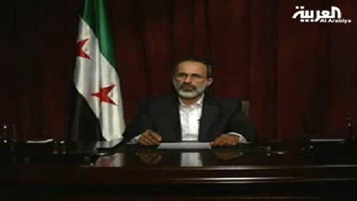 شامی قومی اتحاد کے سربراہ معاذ الخطیب