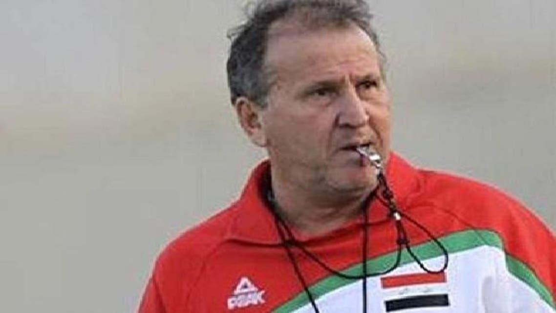 مدرب منتخب العراق زيكو