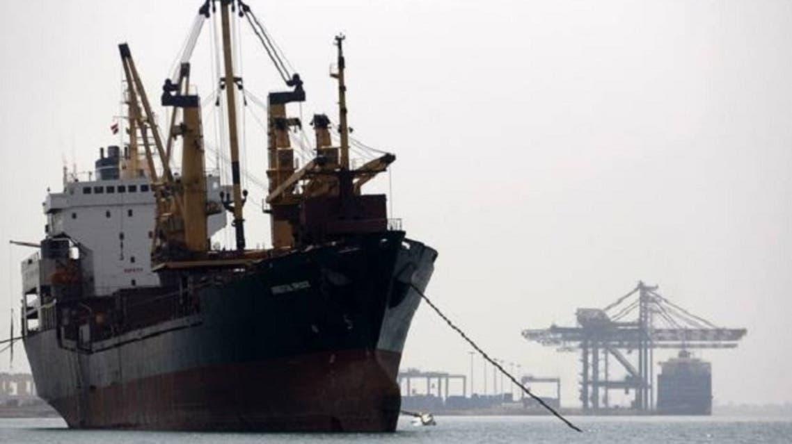 yemen ship arms smuggling iran