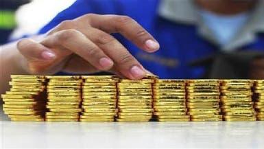الذهب مستقر فوق 1240 دولاراً مع تراجع أسهم آسيا