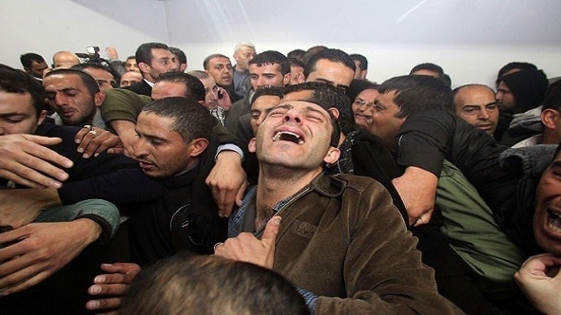palestine israel jail torture