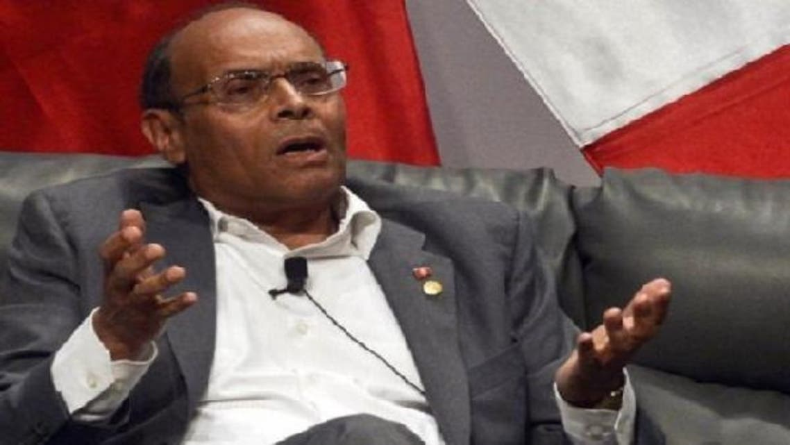 Tunisian President Moncef Marzouki estimated that there were around 3,000 Islamist militants in his country. (AFP)