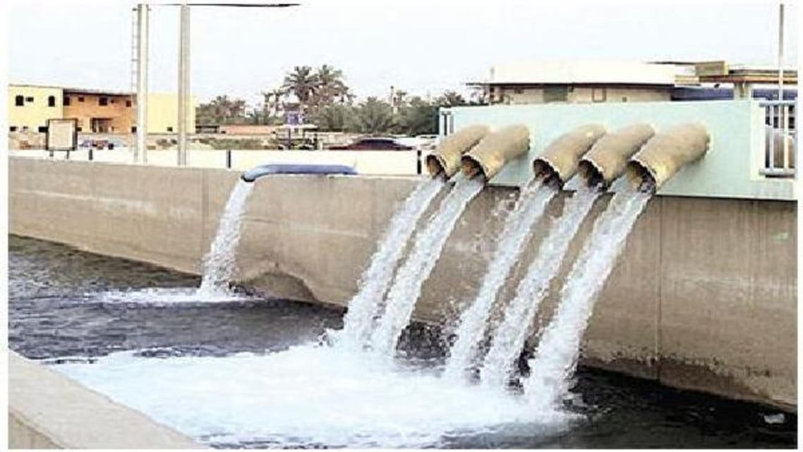المملكة تنتج ٤١% من حجم المياه المحلاة في دول الخليج